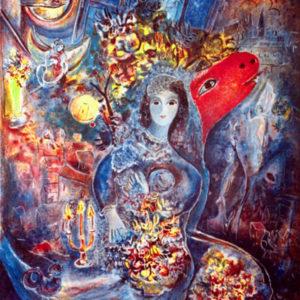 Marc Chagall Offset Lithographs