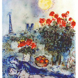 MARC CHAGALL Lithographs